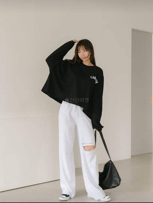 【預購🇰🇷韓國】減齡短版休閒上衣