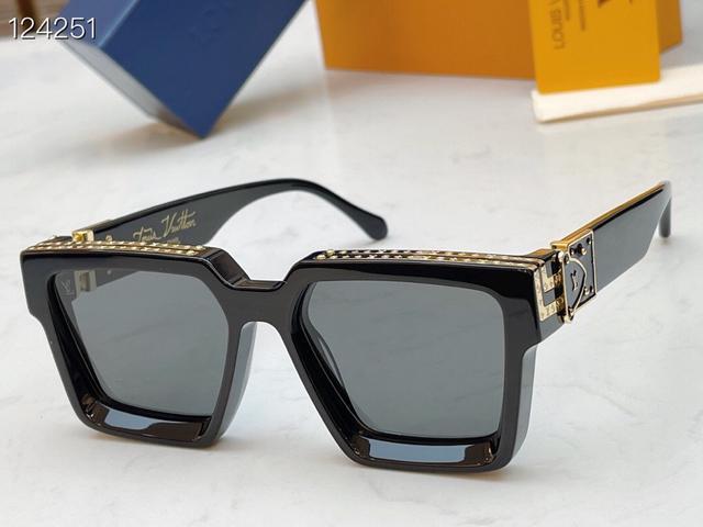 【LOUIS VUITTON】LV 路易威登眼鏡 Z1276E太陽眼鏡