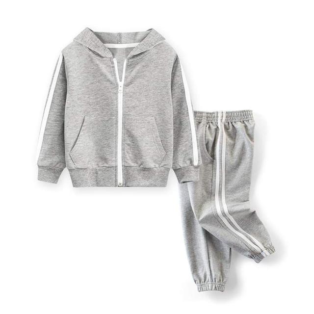 【預購】兒童純棉運動套裝