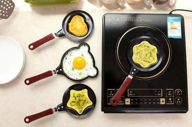 (預購S) G412 - 迷你造型不沾鍋煎蛋平底鍋