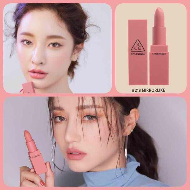 3CE MOOD RECIPE 土色系列唇膏-2018新款