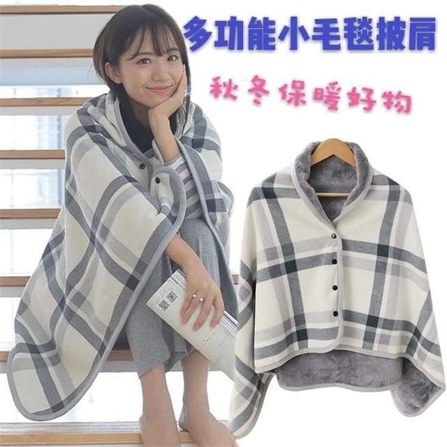 外銷日本無印風多功能小毛毯12/5號結單