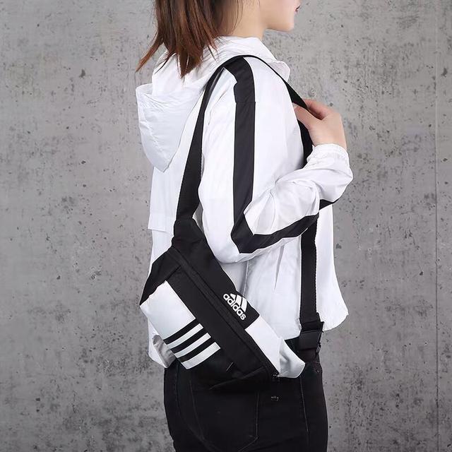 Adidas阿迪达斯跑步手机腰包男包女包