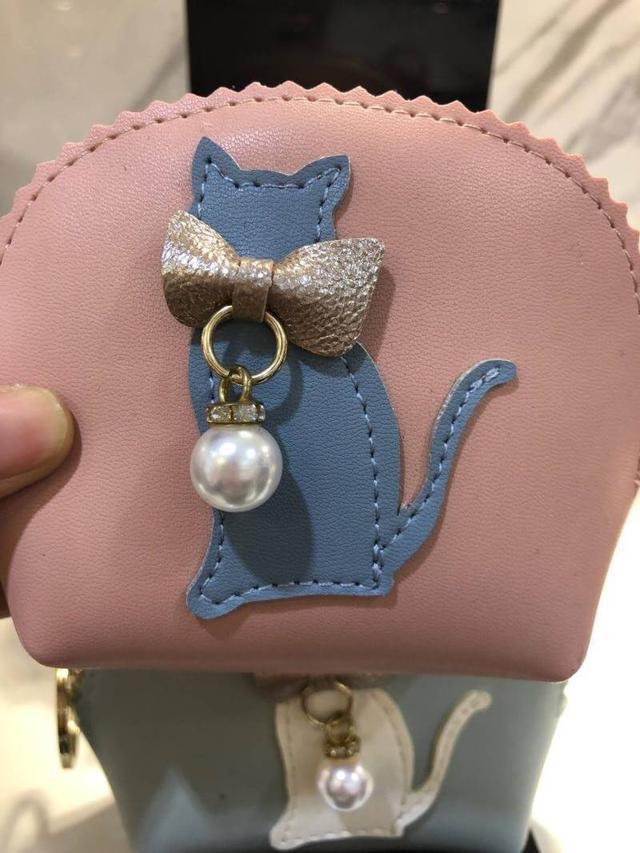 東大門 限定款貓咪零錢包