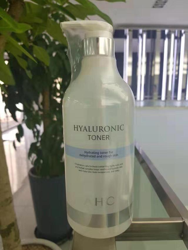 現貨 !!!韓國 AHC 玻尿酸保濕化妝水(神仙水) 1000ml(大容量)