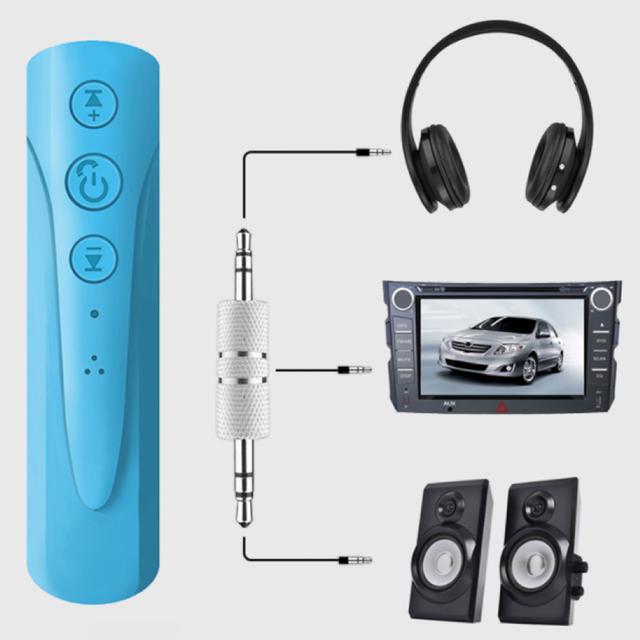AUX音源轉接器 車載接收器 藍牙音源接收器 藍牙接收器