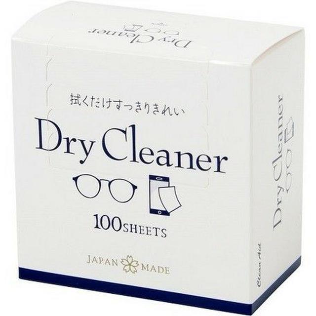 日本azfit 三層油汙鏡面清潔棉布100枚