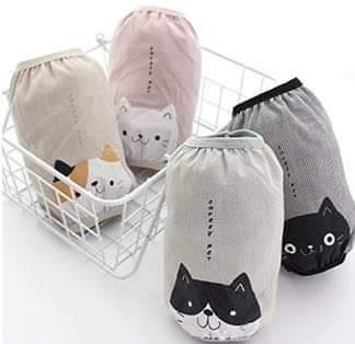 可愛卡通貓咪袖套現貨+預購