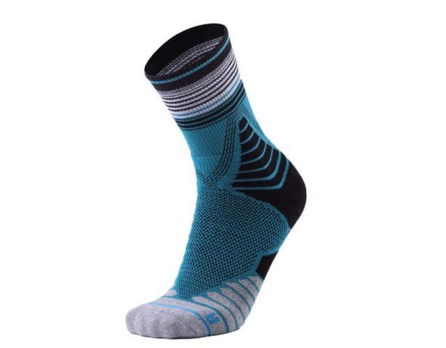 【機能襪】中筒止滑籃球襪多樣運動襪舒適透氣運動用品