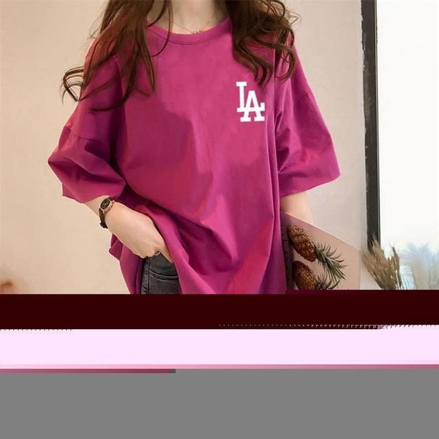 韓版純色T恤