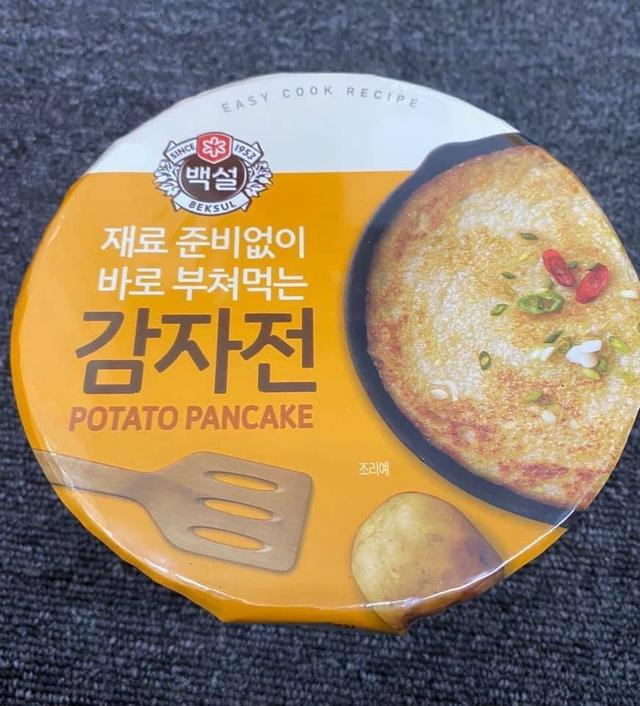 韓國 CJDIY馬鈴薯煎餅120g