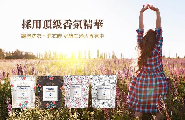 香氛魔法 打造洗衣技術的極淨美學*10包