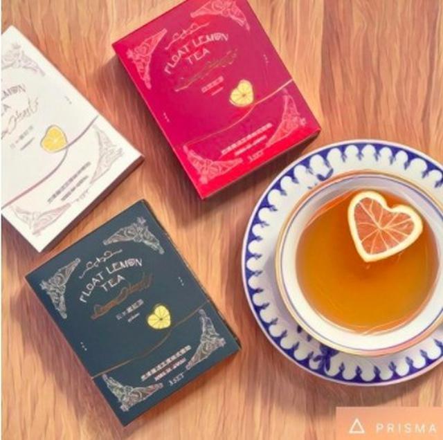 光浦醸造 愛心檸檬紅茶