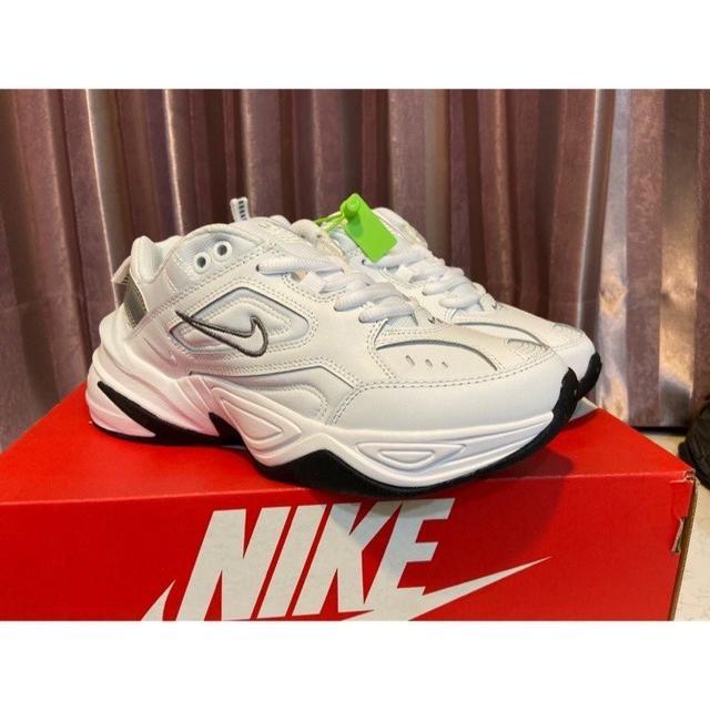 經典熱銷 NIKE M2K TEKNO 復古 老爹鞋 白銀配色