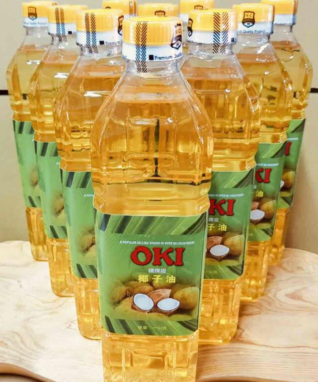OKI 精煉椰子油