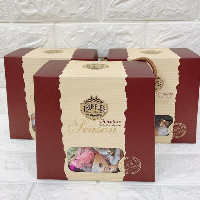 彩莎代可可脂巧克力禮盒 (現貨)