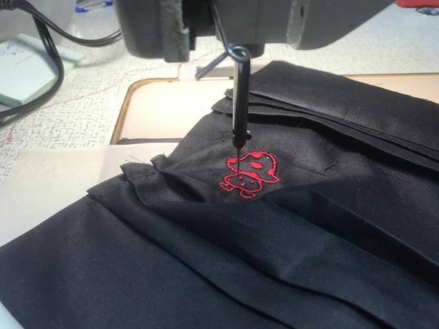 簡約口罩套  可繡圖案 10種可選 3/1結單