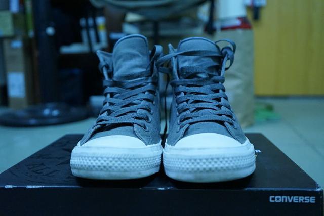 converse 鞋