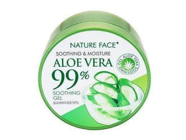 韓國 99%舒緩保濕補水蘆薈凝膠-2瓶