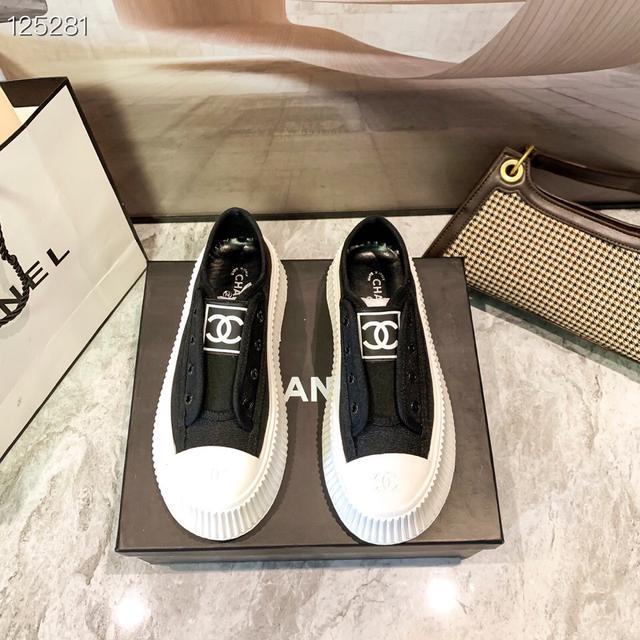 【 小香 】特質新款帆布小白鞋👟上市🔝