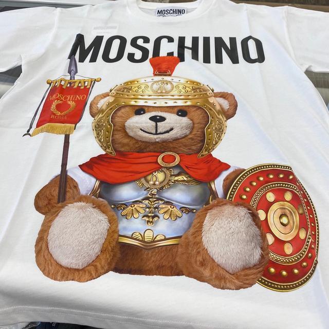 moschino 羅馬熊