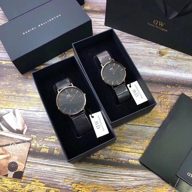 DW男女手錶專櫃同機芯正品出貨真正GL20机芯 (专柜同机芯) 全套包装🎁  纯皮表带