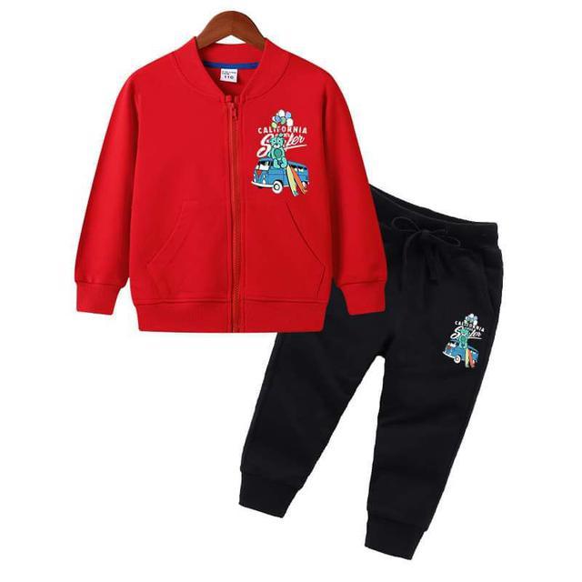 【預購】兒童純棉套裝2件組