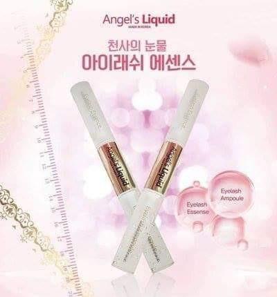 韓國 Angel's Liquid 5a 濃捲睫毛眉毛兩用滋養液  雙頭各5g