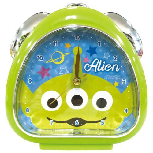 玩具總動員 三眼外星人 飯糰造型 鬧鐘 時鐘