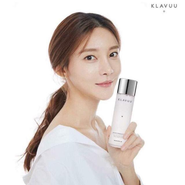 預購  韓國 KLAVUU 克拉優 珍珠亮白賦活修護化妝水 140ml