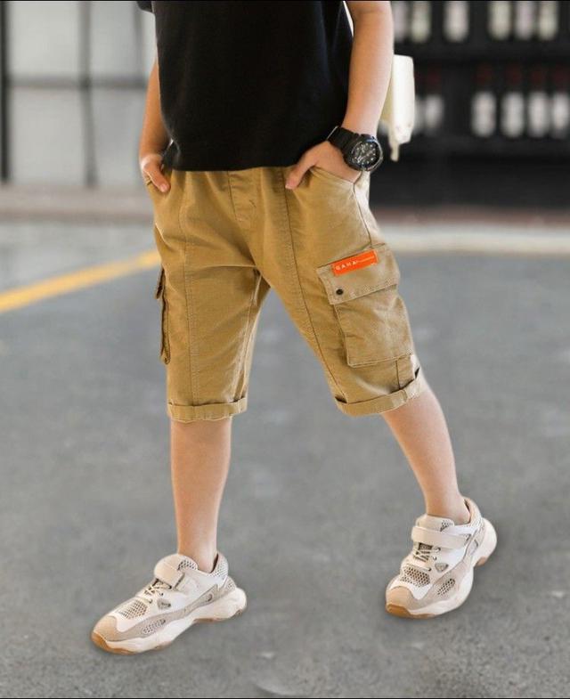 【預購】男童休閒短褲