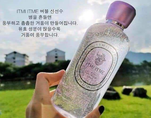 預購  韓國 ITMI ITME  玫瑰小氣泡神仙水 500ml