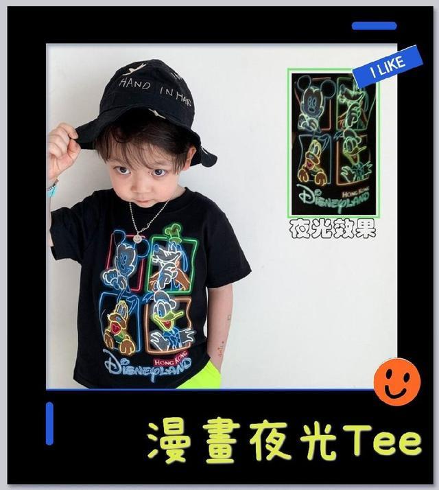 6/24漫畫夜光Tee-062301
