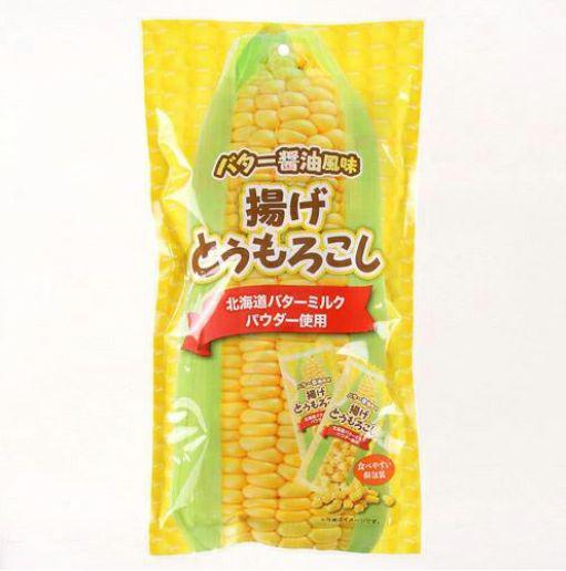 北海道 奶香醬油味 玉米粒120g