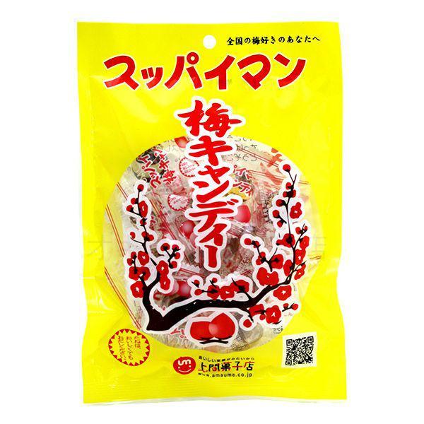 上間古早味酸梅糖89g