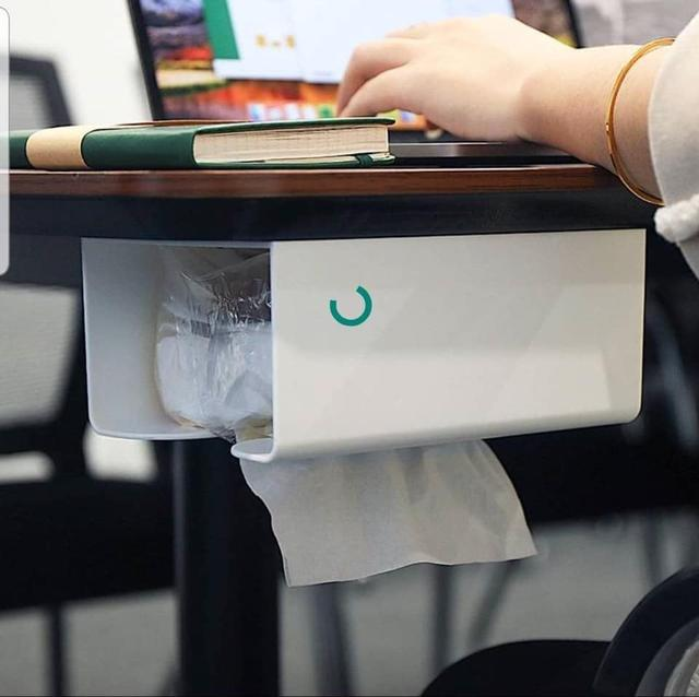 【預購】無痕貼紙巾盒
