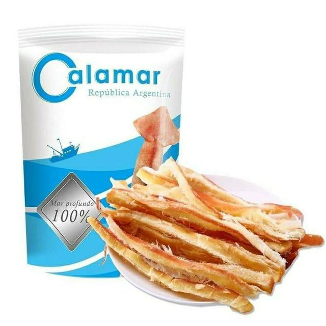阿根廷深海魷魚條 100克