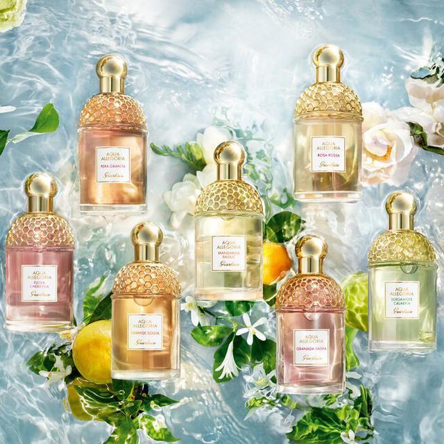 GUERLAIN嬌蘭 花草水語淡香水系列