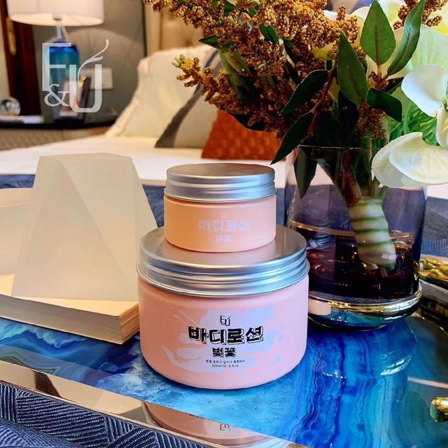 預購商品 12/14 結單  韓國F&U抗糖香氛身體乳買一送一 大送小
