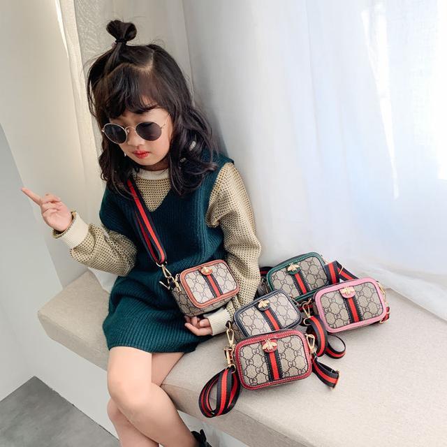 預購-韓版兒童小女孩包包