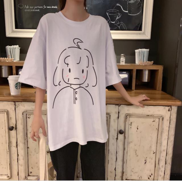 純棉卡通T恤
