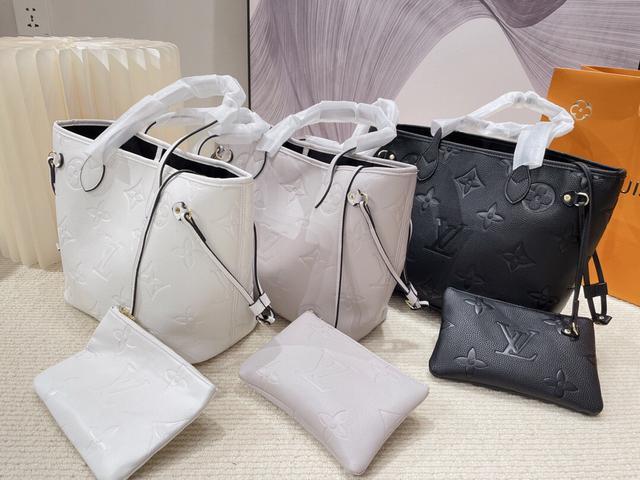 🧸路易威登新款Neverfull購物袋🧸