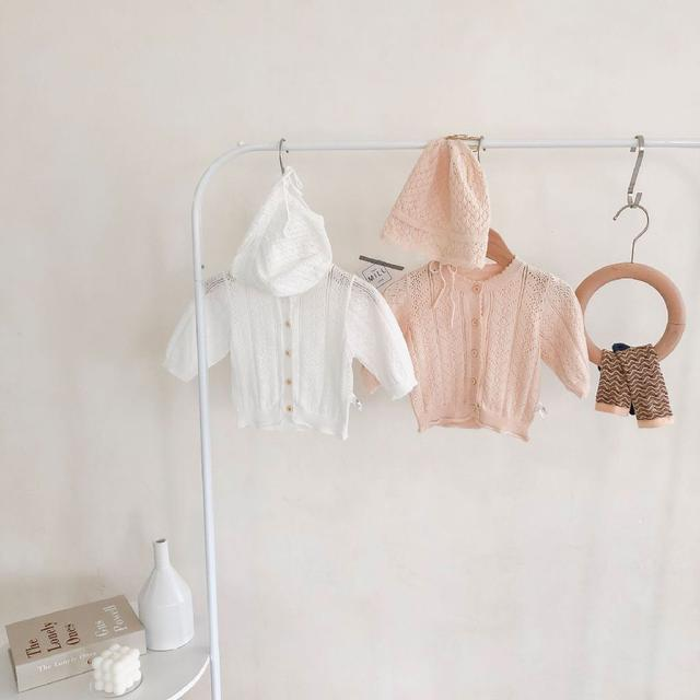 【預購】寶寶純棉空調衫2件組