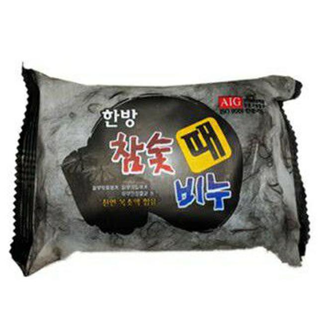 韓國 Sungwon 木炭奇蹟去角質皂 200g