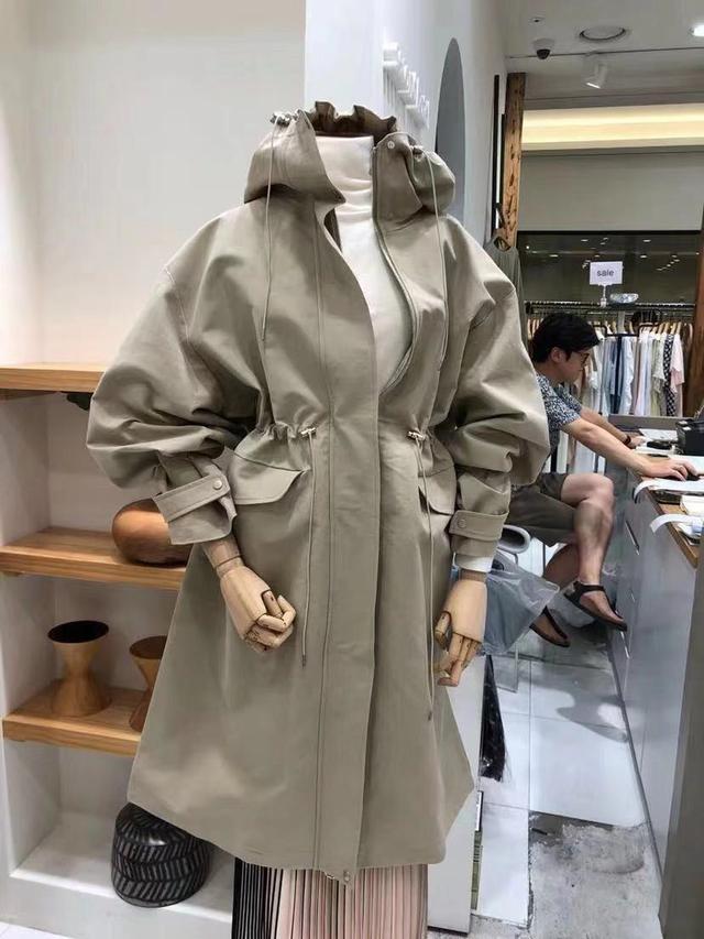 韓國風衣大衣