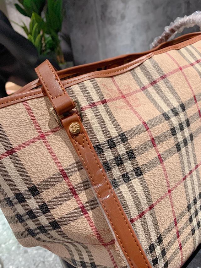 巴寶莉/burberry 經典氣質大牌購物袋