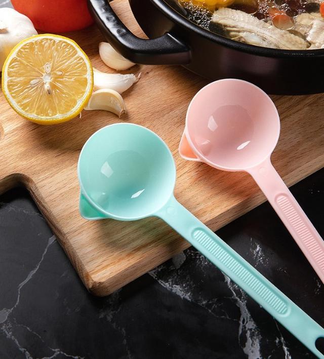 【預購】創意過濾分離湯匙