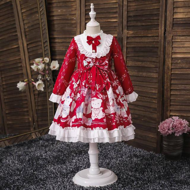 『預購』Lolita公主洋裝03