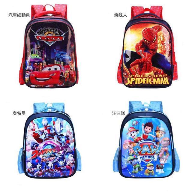 🎉快閃團🎉 卡通國小學生書包 大容量防水兒童背包