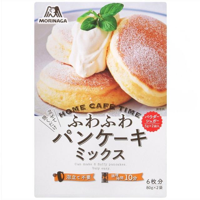 廠現 日本 森永舒芙蕾鬆餅粉170g